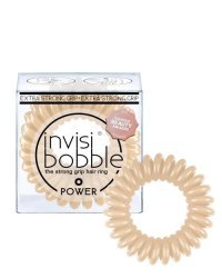 Invisibobble POWER To Be Or Nude To Be - Резинка-браслет для волос, цвет бежевый 3 шт