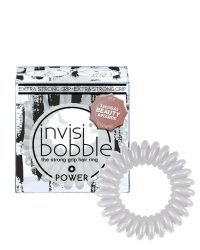 Invisibobble POWER Smokey Eye - Резинка-браслет для волос, цвет дымчато-серый 3 шт