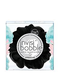 Invisibobble SPRUNCHIE True Black - Резинка-браслет для волос, цвет черный 1 шт