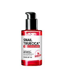 Some By Mi Snail Truecica Miracle Repair Serum - Сыворотка с муцином чёрной улитки 50 мл