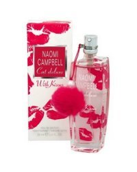 Naomi Campbell With Kisses Cat Deluxe EDP - Парфюмерная вода для женщин 30 мл