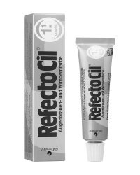 RefectoCil Eyelash and Eyebrow Tint - Краска для бровей серая 15 мл
