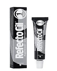 RefectoCil Eyelash and Eyebrow Tint - Краска для бровей черная 15 мл