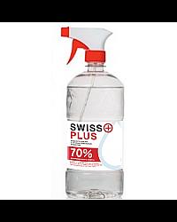 Swiss Plus - Антисептик для рук и поверхностей 500 мл