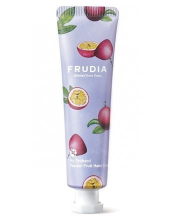 Frudia Squeeze Therapy Passion Fruit Hand Cream - Крем для рук c маракуйей 30 г	 - hairs-russia.ru