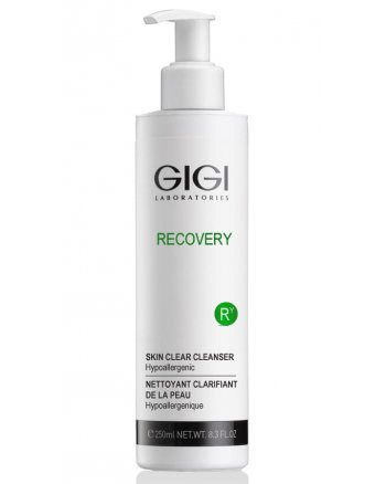 GIGI Recovery Skin Clear Cleanser - Гель для бережного очищения кожи лица 250 мл - hairs-russia.ru