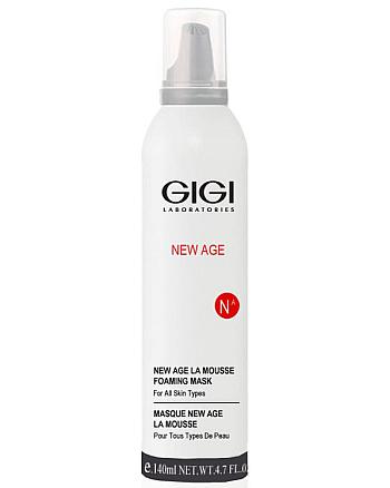 GIGI New Age La Mousse Foaming Mask - Маска экспресс-лифтинг 12-часового действия 140 мл - hairs-russia.ru