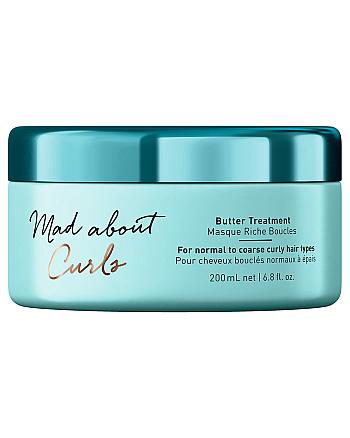 Schwarzkopf Mad About Curls Butter Treatment - Интенсивная питательная маска 200 мл - hairs-russia.ru