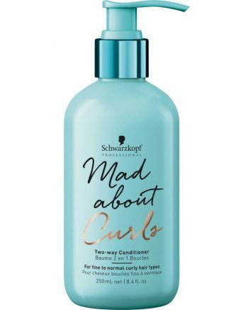 Schwarzkopf Mad About Curls Two-way Conditioner - Питательный кондиционер 250 мл - hairs-russia.ru
