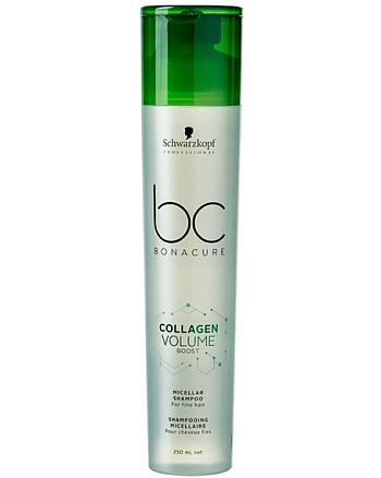 Schwarzkopf Volume Boost Micellar Shampoo - Мицеллярный шампунь 250 мл - hairs-russia.ru