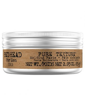 TIGI Bed Head B for Men Pure Texture Molding Paste - Моделирующая паста для волос 83 г - hairs-russia.ru