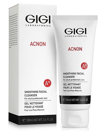 GIGI Acnon Smoothing Facial Cleanser - Мыло для глубокого очищения 100 мл - hairs-russia.ru