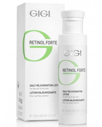 GIGI Retinol Forte Daily Rejuvenation Lotion for normal to dry skin - Лосьон-пилинг для нормальной и сухой кожи 120 мл - hairs-russia.ru
