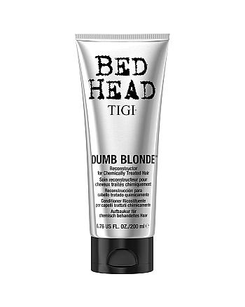 TIGI Bed Head Dumb Blonde - Кондиционер-маска для блондинок 200 мл - hairs-russia.ru