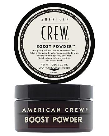 American Crew Boost Powder – Пудра для объёма волос, 10 гр. - hairs-russia.ru