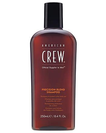 American Crew Precision Blend Shampoo - Шампунь для окрашенных волос 250 мл - hairs-russia.ru
