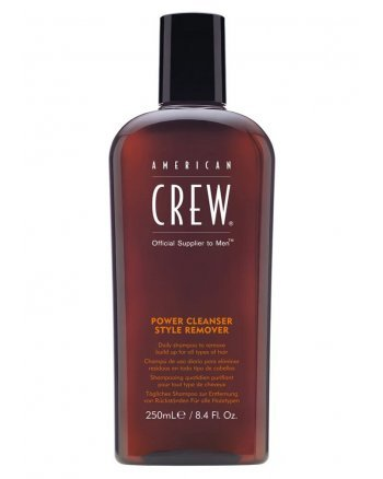 American Crew Power Cleanser Style Remover Shampoo - Шампунь очищающий волосы от укладочных средств 250 мл - hairs-russia.ru