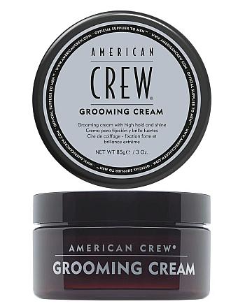 American Crew Grooming Cream - Крем для укладки волос 85 мл - hairs-russia.ru