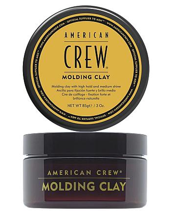 American Crew Classic Molding Clay - Формирующая глина для укладки волос 85 мл - hairs-russia.ru