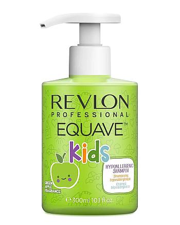 Revlon Professional Equave Instant Beauty Kids Shampoo - Шампунь для детей 2в1 300 мл - hairs-russia.ru