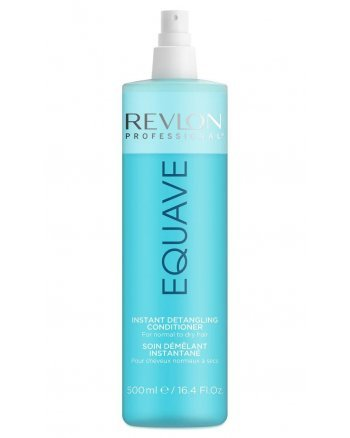 Revlon Professional Equave Instant Beauty Hydro Nutritive Detangling Conditioner Несмываемый разглаживающий 2-х фазный кондиционер увлажняющий и питающий 500 мл - hairs-russia.ru