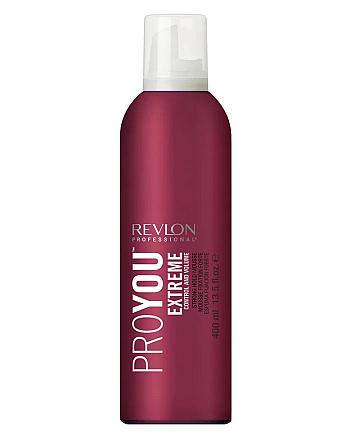 Revlon Professional Pro You Extreme Мусс для волос сильной фиксации 400 мл - hairs-russia.ru