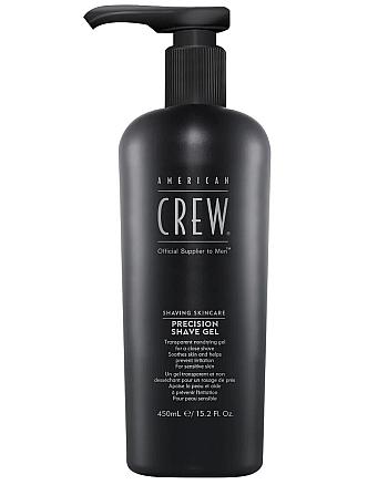 American Crew Precision Shave Gel - Гель для бритья 450 мл - hairs-russia.ru