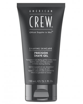 American Crew Precision Shave Gel - Гель для бритья 150 мл - hairs-russia.ru
