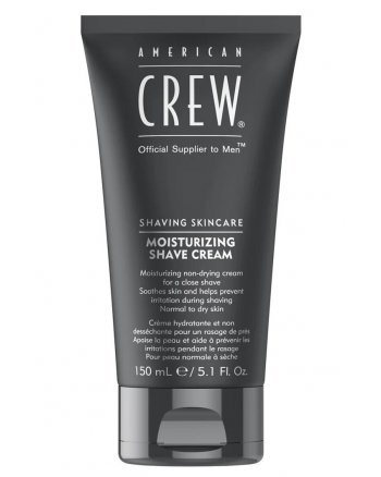 American Crew Moisturizing Shave Cream - Увлажняющий крем для бритья 150 мл - hairs-russia.ru