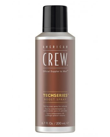 American Crew Tech Series Boost Spray - Спрей для объема 200 мл - hairs-russia.ru