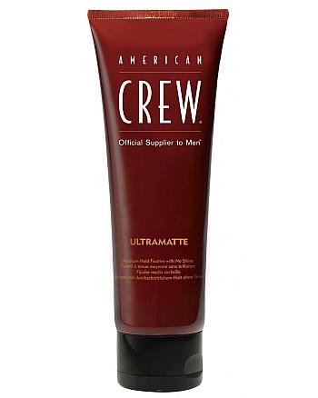 American Crew Classic Ultramatte - Гель для укладки средней фиксации, 100 мл - hairs-russia.ru