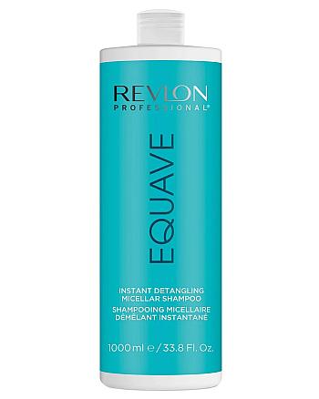 Revlon Professional Equave Instant Beauty Hydro Nutritive Detangling Shampoo Шампунь, облегчающий расчесывание волос 1000 мл - hairs-russia.ru