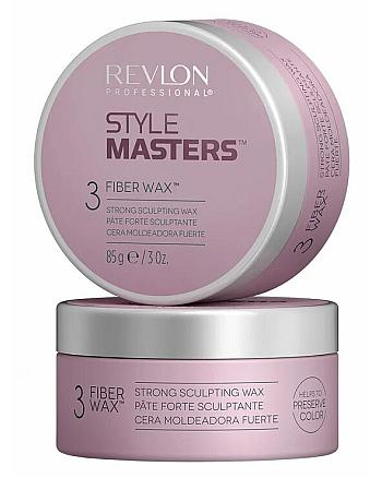 Revlon Professional SM Creator Fiber Wax Воск моделирующий для волос 85 мл - hairs-russia.ru