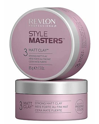 Revlon Professional SM Creator Matt Clay Глина моделирующая для волос 85 мл - hairs-russia.ru