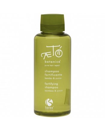 Barex AETO Fortifying Shampoo - Шампунь укрепляющий с экстрактом бамбука и юкки 250 мл - hairs-russia.ru