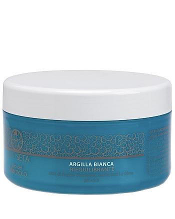 Barex Olioseta Oro Del Marocco Argilla Bianca Riequilibrante - Ребалансирующая белая глина 500 мл - hairs-russia.ru