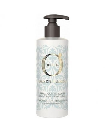 Barex Olioseta Oro del Marocco Nourishing Shampoo Питательный шампунь с маслом арганы и маслом семян льна 250 мл - hairs-russia.ru