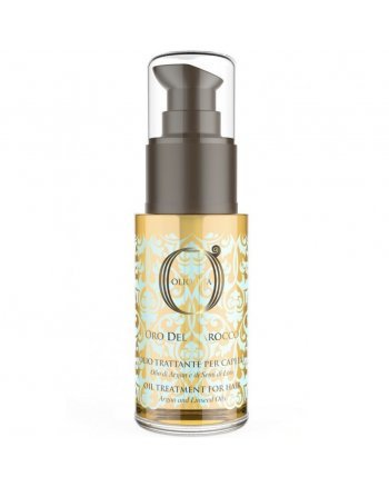 Barex Olioseta Oro del Marocco Oil Treatment for Hair Масло-уход с маслом арганы и маслом семян льна 30 мл - hairs-russia.ru