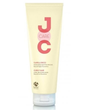 Barex Joc Care Curl Reviving Mask Rose And Iris Florentina Маска Идеальные кудри 250 мл