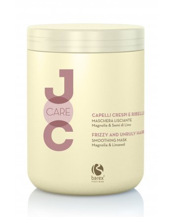 Barex Joc Care Smoothing Mask Linseed And Magnolia Разглаживающая маска Семя льна и магнолия 1000 мл