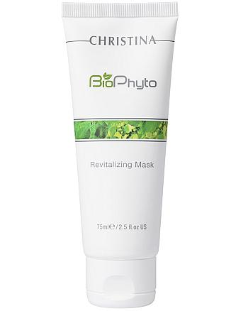 Christina Bio Phyto Revitalizing Mask - Восстанавливающая маска, 75мл - hairs-russia.ru