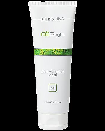 Christina Bio Phyto Anti Rougeurs Mask - Био-фито противокуперозная маска для кожи с куперозом 250 мл, шаг 6с - hairs-russia.ru