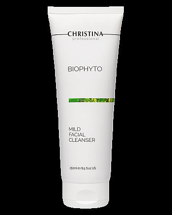 Christina Bio Phyto Mild Facial Cleanser - Мягкий очищающий гель, 250 мл - hairs-russia.ru