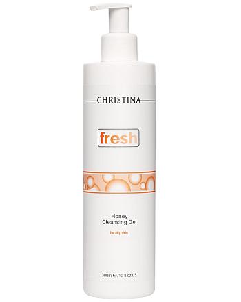 Christina Fresh Honey Cleansing Gel - Медовое мыло для жирной кожи 300 мл - hairs-russia.ru