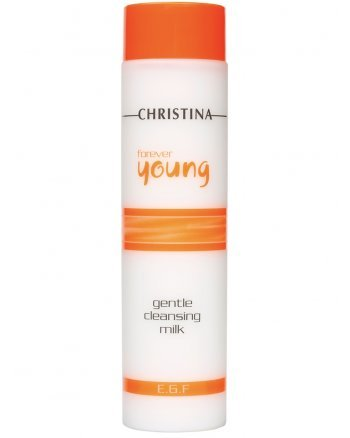Christina Forever Young Gentle Cleansing Milk - Нежное очищающее молочко 200 мл - hairs-russia.ru