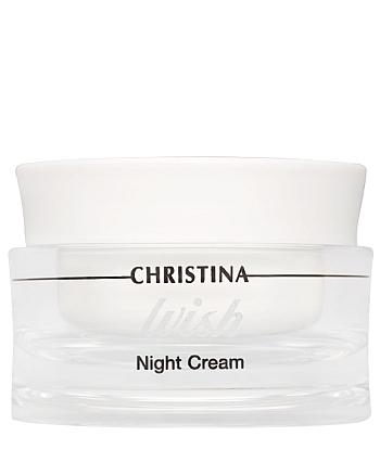 Christina Wish Wish Night Cream - Ночной крем для лица 50 мл - hairs-russia.ru