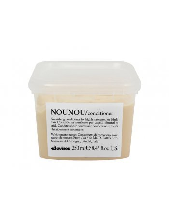 Davines Essential Haircare NOUNOU Nourishing illuminating cream - Питательный кондиционер 250 мл