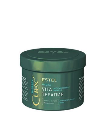 Estel Professional Curex Therapy - Интенсивная маска для поврежденных волос 500 мл