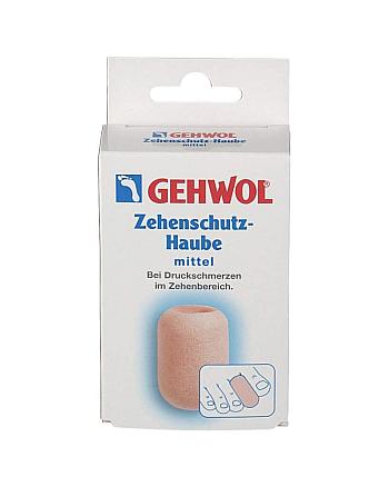 Gehwol Zehenschutz-Haube - Колпачок для пальцев защитный большой 2 шт - hairs-russia.ru
