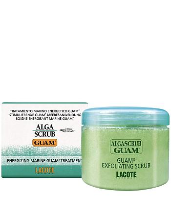 Guam Algascrub Скраб для тела увлажняющий 700 г - hairs-russia.ru